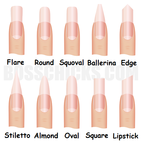 Nails are a great way to express yourself. Its a very effective way to ...
